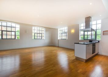 Thumbnail 3 bed flat for sale in Yvon House, Battersea Park
