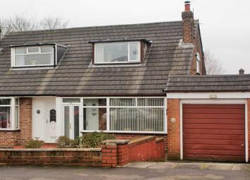 Thumbnail 2 bedroom semi-detached house for sale in Bramhall Avenue, Bolton