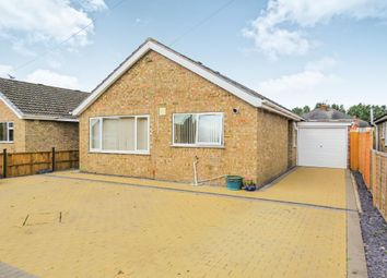 Thumbnail 3 bed detached bungalow for sale in Ivy Crescent, Boston