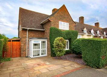 Thumbnail 3 bedroom end terrace house to rent in Haynt Walk, Wimbledon Chase