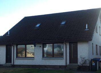 Thumbnail 1 bed flat to rent in Muirtown Terrace, Inverness