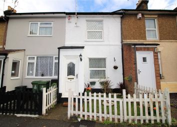 Thumbnail 3 bed terraced house for sale in Crescent Road, Erith, Kent