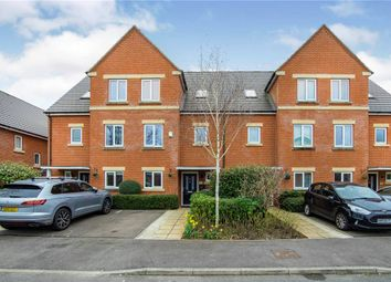 Thumbnail 4 bed terraced house for sale in Glanville Way, Epsom, Surrey
