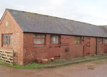 Thumbnail 2 bed barn conversion to rent in Wonastow, Monmouth
