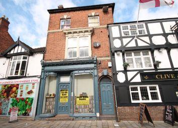 Thumbnail 1 bed flat to rent in Shropshire Street, Market Drayton
