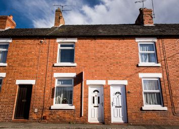 Thumbnail 2 bed terraced house for sale in Stramshall Road, Spath, Uttoxeter