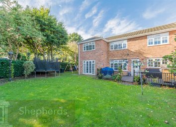 Thumbnail 4 bed end terrace house for sale in Temple Mead, Roydon, Essex