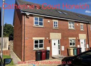 Thumbnail 4 bed town house for sale in St Catherines Court, Richmond Street, Horwich