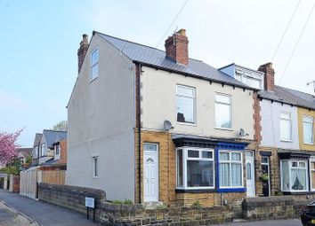 Thumbnail 3 bed terraced house for sale in Findon Street, Hillsborough, Sheffield