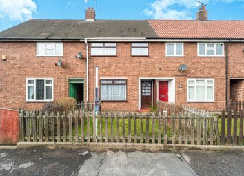 Thumbnail 3 bed terraced house for sale in Hemswell Avenue, Hull