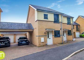 Apprentice Drive, Colchester CO4. 2 bed semi-detached house