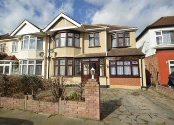 Thumbnail 4 bed end terrace house for sale in Royston Gardens, Ilford, Essex