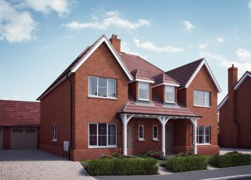 "Thumbnail 3 bed property for sale in ""The Elsenham 3 Bed"" at William Morris Way, Tadpole Garden Village, Swindon"