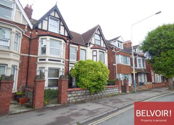 Thumbnail 5 bed terraced house for sale in County Road, Swindon