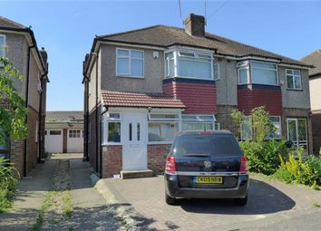 Thumbnail 3 bed semi-detached house to rent in Middleton Road, Hayes, Middlesex