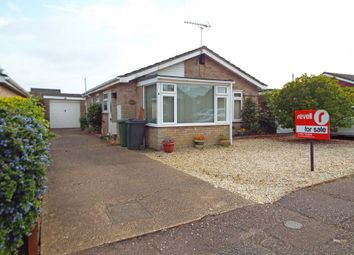 Thumbnail 2 bed detached bungalow for sale in Barton Close, Swaffham