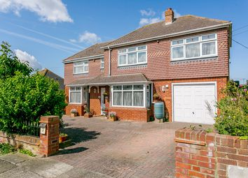 Thumbnail 6 bed detached house for sale in Sea View Road, Cliffsend