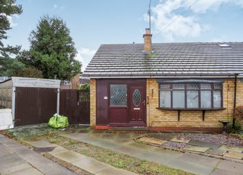 Thumbnail 2 bed semi-detached bungalow for sale in Kennedy Close, Chester