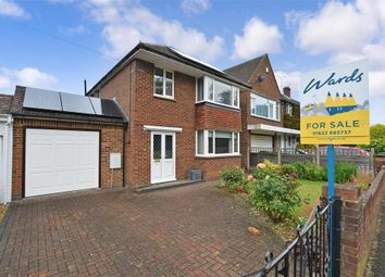 Thumbnail 3 bed link-detached house for sale in Sutton Road, Maidstone, Kent