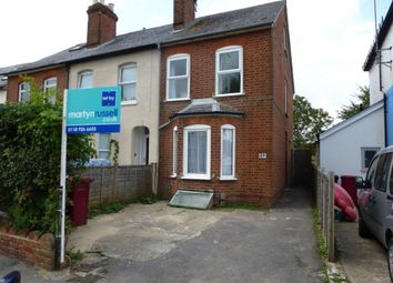 Thumbnail 4 bed property to rent in Crescent Road, Earley, Reading