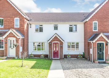3 bed terraced house for sale in Birch Drive, Halstead CO9
