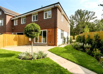 Thumbnail 4 bed semi-detached house for sale in Chobham Road, Sunningdale, Berkshire
