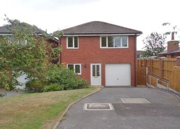 Thumbnail 4 bed detached house to rent in Leamington Close, Neston