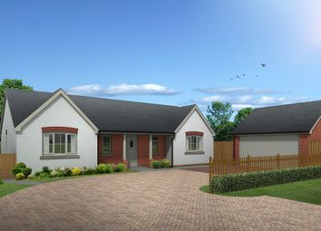 Thumbnail 3 bed detached bungalow for sale in Quarry Field, Lugwardine, Herefordshire