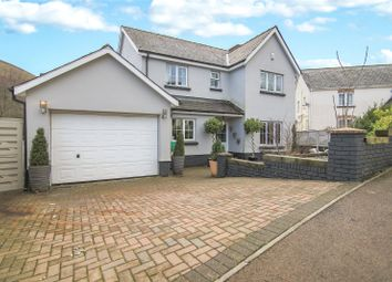 4 bed detached house for sale in Beaconsfield, Maesygwartha, Gilwern, Abergavenny, Monmouthshire NP7
