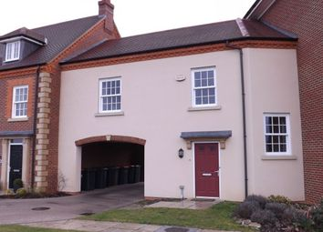 Thumbnail 2 bed mews house to rent in Greenkeepers Road, Great Denham, Bedford