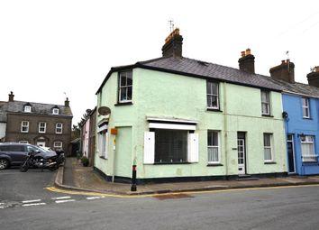 Thumbnail 1 bedroom flat for sale in Castle Street, Criccieth