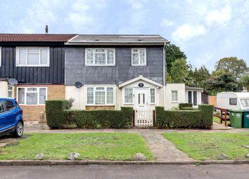 Thumbnail 3 bed semi-detached house for sale in Bravington Close, Shepperton