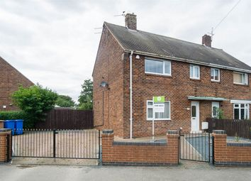 Thumbnail 4 bed semi-detached house for sale in Kirkfield Road, Withernsea, East Riding Of Yorkshire