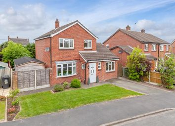 Thumbnail 3 bed detached house for sale in Prescott Fields, Baschurch, Shrewsbury