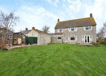 Thumbnail 4 bed detached house for sale in Knole, Langport, Somerset