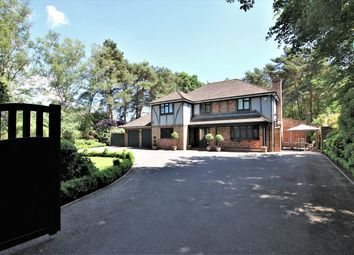 Thumbnail 5 bed detached house for sale in Lions Lane, Ashley Heath, Ringwood