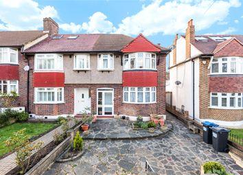 Hillcross Avenue, Morden, Surrey SM4. 3 bed end terrace house for sale