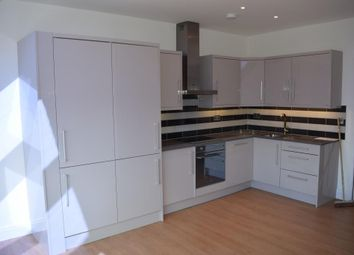 Thumbnail 2 bed flat to rent in Woburn House, High Street, Addlestone