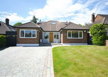 Thumbnail 4 bed detached house for sale in Newmans Way, Hadley Wood, Hertfordshire
