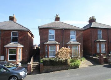 Thumbnail 2 bed semi-detached house to rent in School Lane, Carisbrooke, Newport