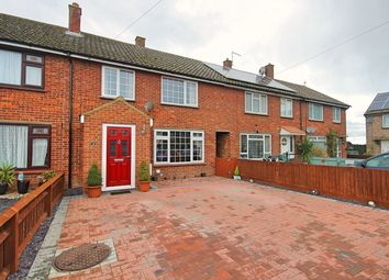 Thumbnail 3 bed terraced house for sale in Porters Close, Fordham Heath, Colchester