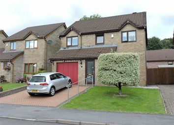 Thumbnail 4 bed detached house for sale in Oakwood Drive, Clydach, Swansea