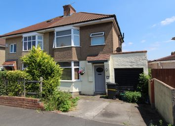 Thumbnail 3 bed semi-detached house for sale in Woodleigh Gardens, Whitchurch, Bristol