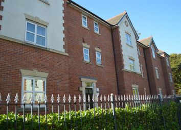 Thumbnail 2 bed flat for sale in Brookfield Gardens, Wythenshawe, Manchester