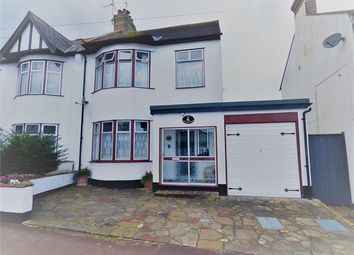 Thumbnail 3 bed semi-detached house for sale in Station Road, Leigh On Sea, Leigh On Sea