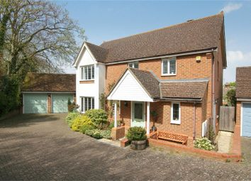 Thumbnail 4 bed detached house for sale in Jasmine Close, Chartham, Canterbury