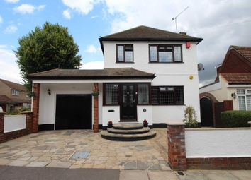 Thumbnail 4 bed detached house for sale in Harold Court Road, Harold Wood, Romford