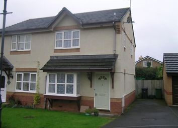 Thumbnail 2 bed semi-detached house to rent in The Copse, Barnstaple