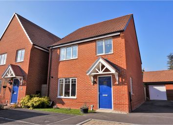 Thumbnail 4 bed detached house for sale in Mistletoe Mews, Didcot