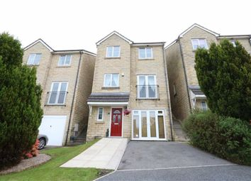 Thumbnail 4 bed detached house for sale in High Bank Crescent, Darwen